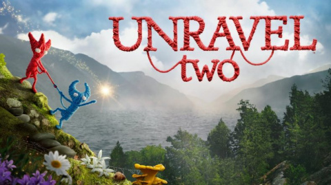 Unravel Two sur ONE