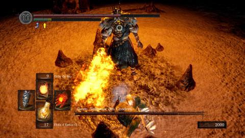 Kiln de la première Flamme