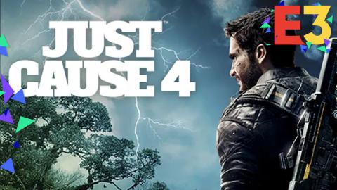 E3 : Just Cause 4 sortira le 4 décembre