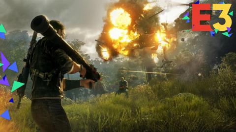 E3 : Just Cause 4 : Plus fun et physique que jamais !