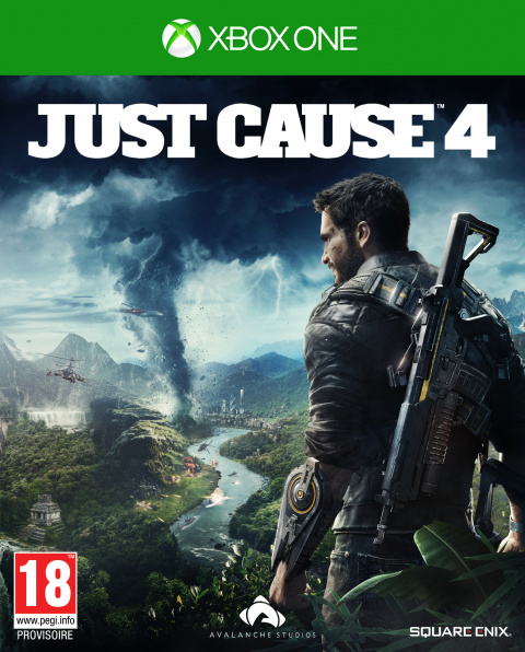 Just Cause 4 sur ONE