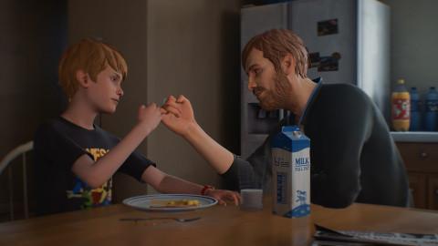 Square Enix annonce Captain Spirit un spin off de Life is Strange