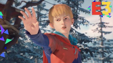 E3 : The Awesome Adventure of Captain Spirit : L'avant Life is Strange 2