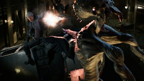 E3 2018 : Devil May Cry 5 proposera trois personnages jouables, les premières informations de gameplay