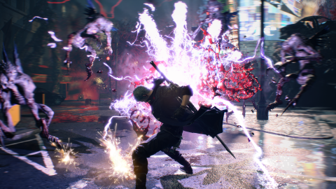 Devil May Cry 5 aura une bande-son dynamique