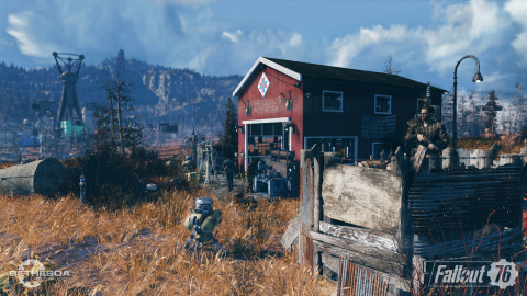 Fallout 76 ne supportera pas le crossplay