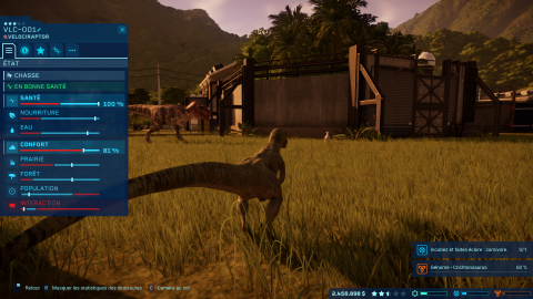 Jurassic World Evolution : bien plus qu'un jeu à licence