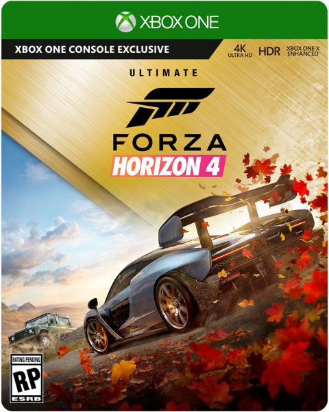 Forza Horizon 4 sur ONE