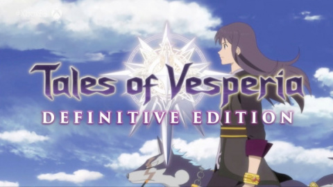 Tales of Vesperia Definitive Edition sur Switch