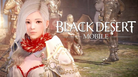Black Desert Mobile sur Android