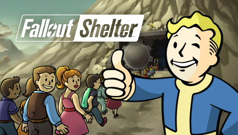 Fallout Shelter sur ONE