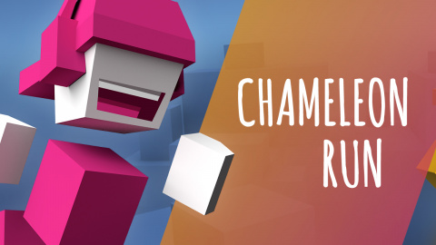 Chameleon Run Deluxe Edition sur Switch
