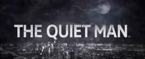 The Quiet Man sur PS4