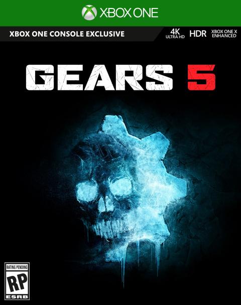 Gears 5 sur ONE