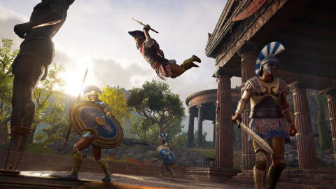 Assassin's Creed Odyssey : Plus orienté RPG que jamais - E3 2018