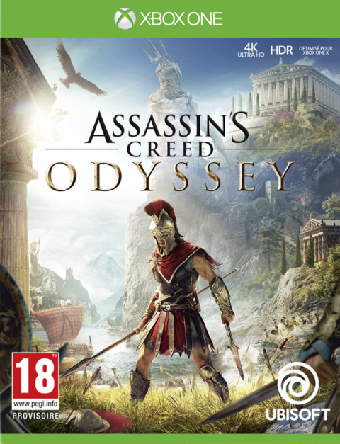 Assassin's Creed Odyssey sur ONE