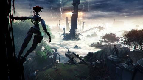 Stormland : le FPS VR d'Insomniac (Spider-Man) débarque sur Oculus Rift