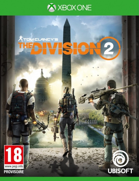 Tom Clancy's The Division 2 sur ONE