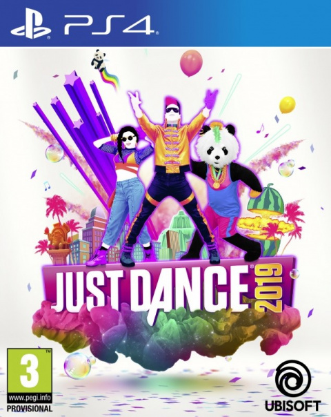 Just Dance 2019 sur PS4