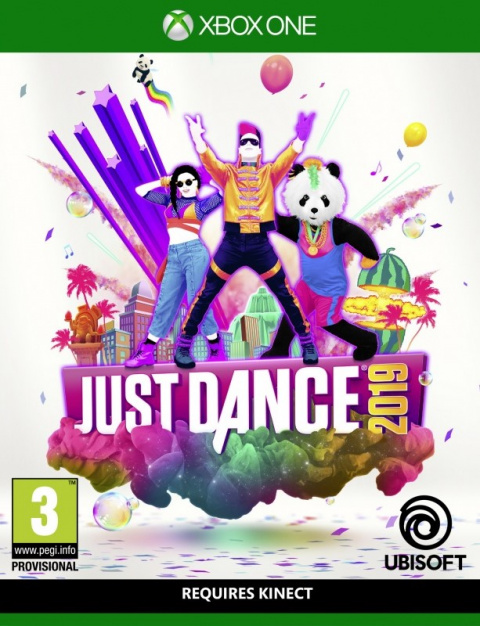Just Dance 2019 sur ONE