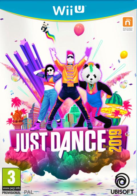 Just Dance 2019 sur WiiU
