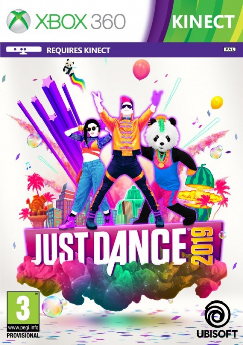 Just Dance 2019 sur 360