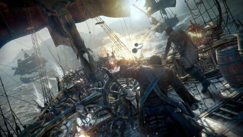 Skull & Bones : Le jeu de pirates d'Ubisoft est une nouvelle fois repoussé