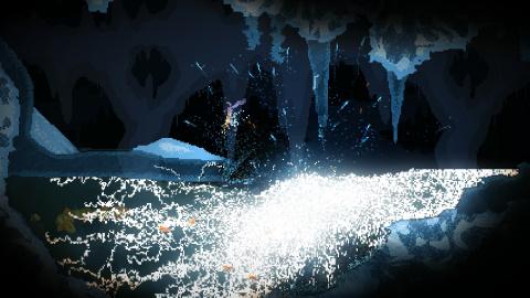 E3 2018 : le roguelite Noita se présente