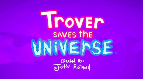 Trover Saves the Universe sur PS4