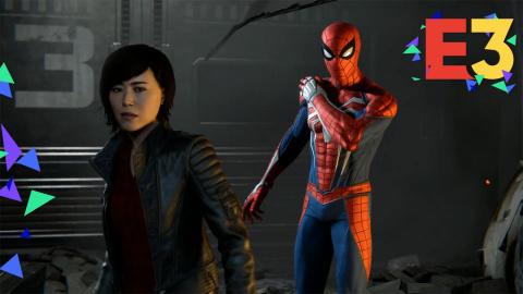 Spider-Man fracasse à nouveau l'écran - E3 2018