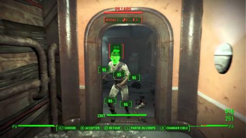 E3 2018: Fallout 76: Le système de visée SVAV sera toujours présent
