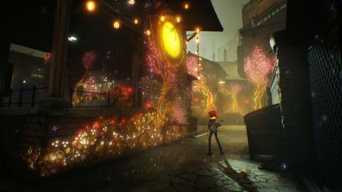 Concrete Genie : Une MàJ aux couleurs de Noël vous propose de nouveaux motifs