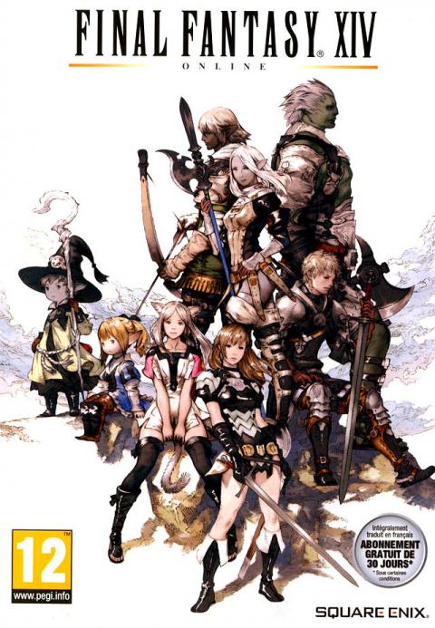 Final Fantasy XIV Online sur Mac