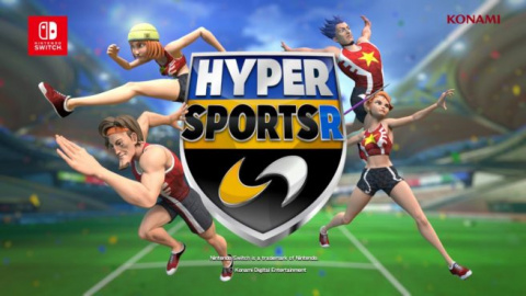 Hyper Sports R sur Switch