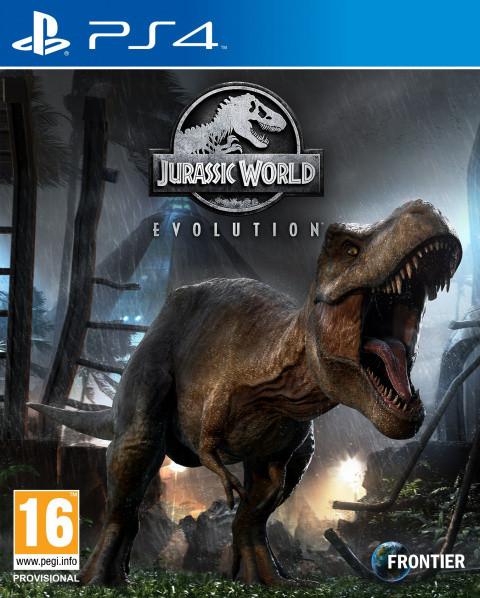 Jurassic World : Evolution sur PS4