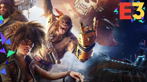E3 : Beyond Good & Evil 2 : Un univers à l'exploration prometteuse