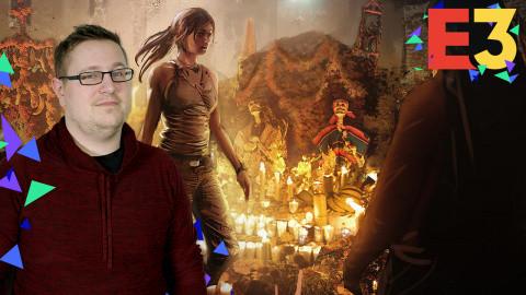 Shadow of the Tomb Raider - Notre avis sur les séquences d'infiltration - E3 2018