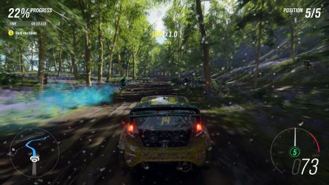 Forza Horizon 4 : Le jeu de course qui fait la pluie et le beau temps - E3 2018