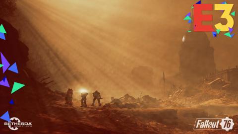 Fallout 76 : Atomisez vos ennemis - E3 2018