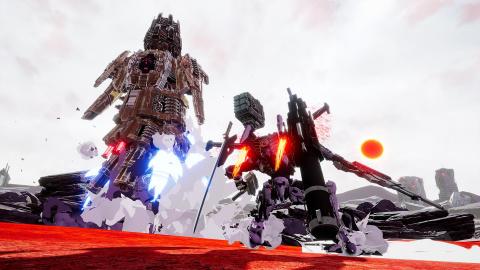 Daemon x Machina s'offre une démo Prologue avant sa sortie