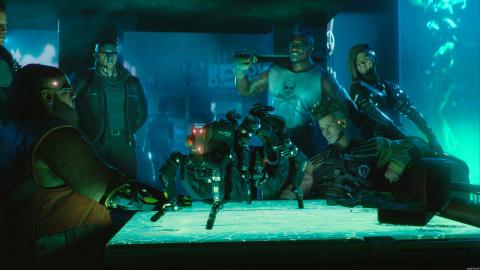 Cyberpunk 2077 : pour l'instant, c'est la claque tant espérée - E3 2018