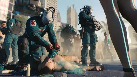 Cyberpunk 2077 : Keanu Reeves aurait fait doubler le temps d'apparition de Johnny Silverhand