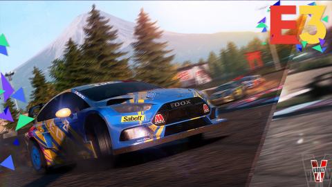V-Rally 4 : une surprenante résurrection - E3 2018