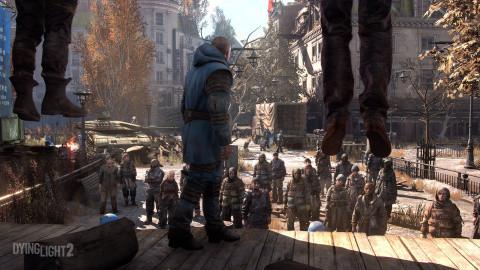 Dying Light 2 façonne son aire de jeu selon vos propres décisions - E3 2018
