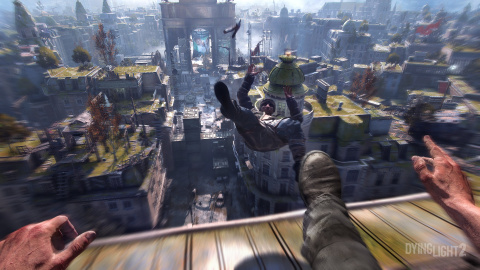 E3 2019 : Dying Light 2 s'offre 13 minutes de gameplay chez IGN