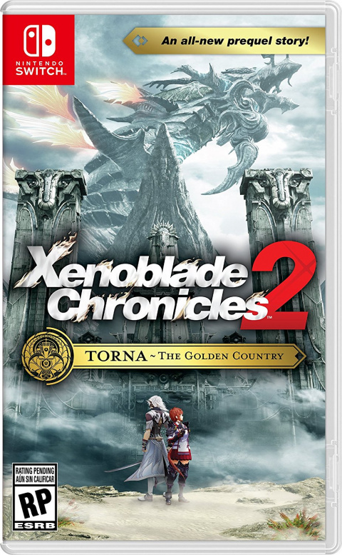 Xenoblade Chronicles 2 : Torna - The Golden Country sur Switch