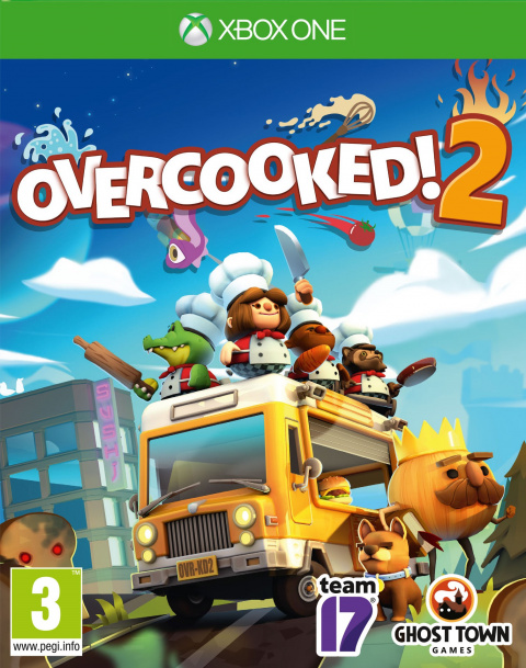 Overcooked 2 sur ONE