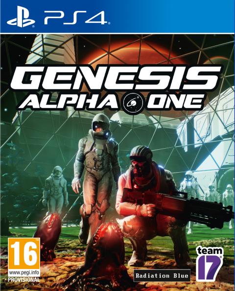 Genesis : Alpha One sur PS4