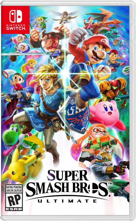 Super Smash Bros. Ultimate sur Switch