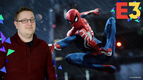 E3 : Spider-Man, exploration, combats, on vous donne nos impressions